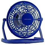Ultratec 331400000720 USB Mini-Ventilatore, Blu