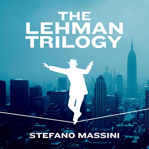 Couverture de The Lehman Trilogy