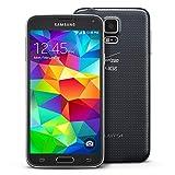 Samsung Galaxy S5, Black 16GB (Verizon Wireless) (Renewed)