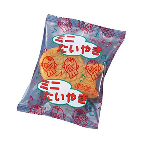 【冷凍】テーブルマーク ミニたいやき(個包装) 40g×20個入 業務用 一口サイズ 和菓子 おやつ 間食