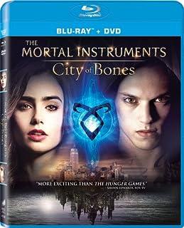 The Mortal Instruments: City of Bones [Blu-ray]