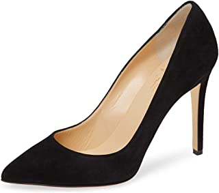 Best black suede stilettos Reviews