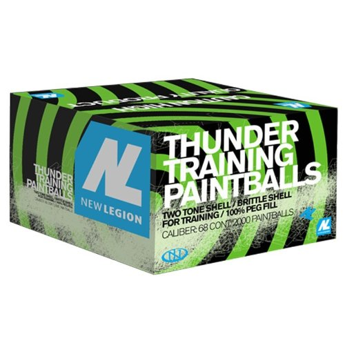New Legion Paintballs Thunder, 897