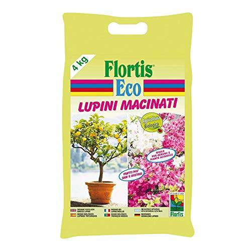 Flortis BIO 4 kg de Lupins Moulus
