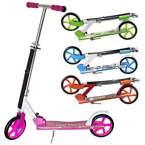Art Sport Scooter/Cityroller Girl Power pink