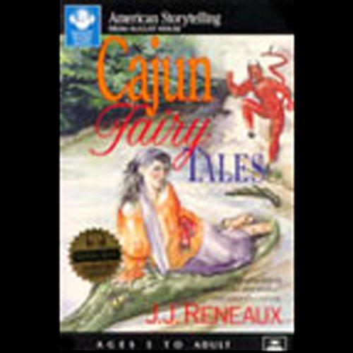 Cajun Fairy Tales audiobook cover art