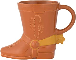 Disney Toy Story Woody's Boot Sculpted Mug