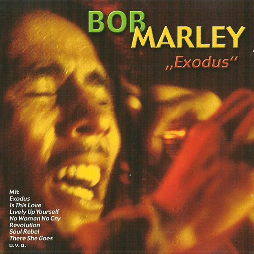 Musik vom Reggae Superstar (CD Album Bob Marley, 18 Tracks) Fussing and Fighting / Chances Are / Hammer / Is This Love / No Woman No Cry / Rat Race / Touch Me / There She Goes / How Many Times u.a.