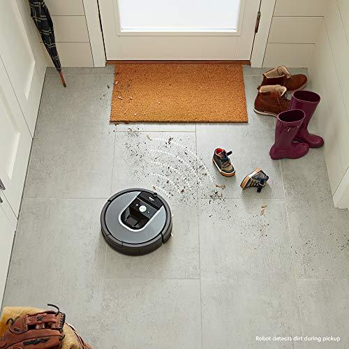 iRobot Roomba 960 Saugroboter Bild 6*