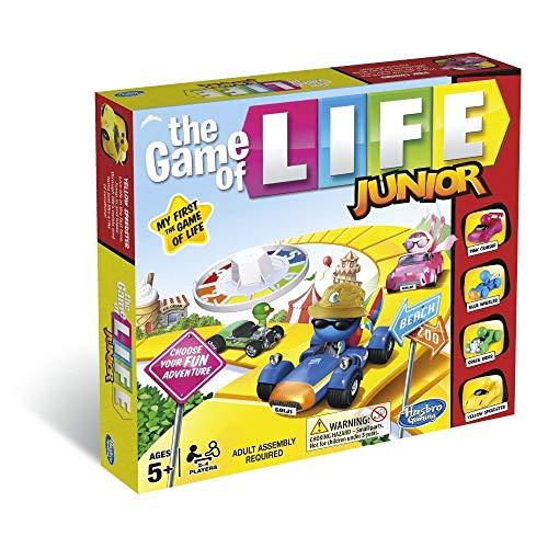 Das Spiel des Lebens Junior-Spiel