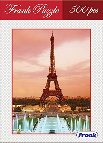 Frank - 33906 Eiffel Tower Puzzle For 10 Year Old Kids And Above