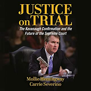 Justice on Trial audiobook cover art