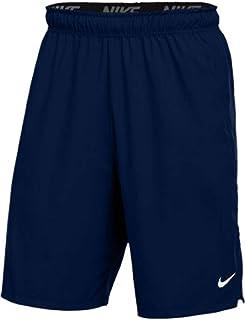 Mens Flex Woven Shorts 2.0 No Pockets (Navy, Medium)