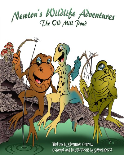 Newtons Wildlife Adventures (Newton's Wildlife Adventures Book 1) (English Edition)