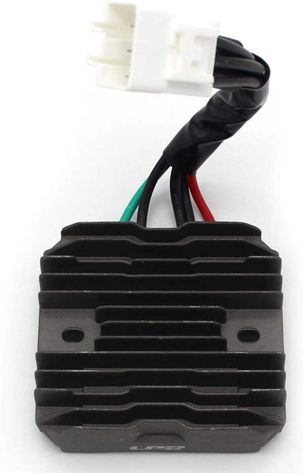 Under blast sales Voltage Regulator Dallas Mall Rectifier for Suzuki 650 Burgman VLR1800 AN650