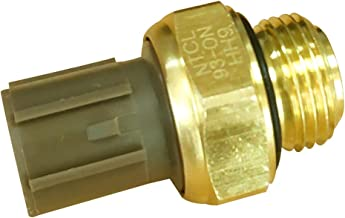 Radiator Coolant Fan Temperature Sensor Water Temp Switch 37760P00004 For Honda Acura&93-97 Honda Civic Del Sol &00-05 Honda S2000
