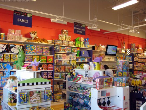 Toy Store Start Up Sample Business Plan! (English Edition)
