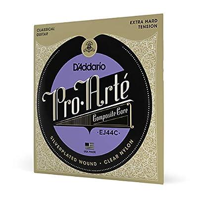 D'Addario EJ44C Pro-Arte Composite Classical Guitar Strings