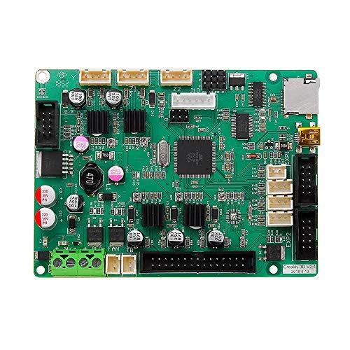 ZhanPing Mise à Niveau du micrologiciel V2.4 Mainboard FLASHED puits CR-10S Pro imprimante 3D Module axée sur Les programmes 3D