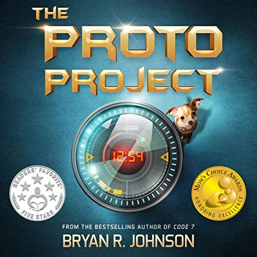 The Proto Project Audiobook By Bryan R. Johnson cover art