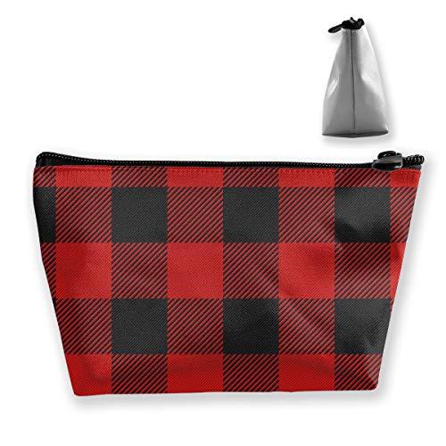 Lumberjack Sac de rangement portable Motif plaid