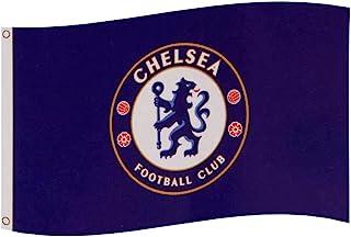 Chelsea FC Flag CC - Approx. 3' x 5' Large Team Crest