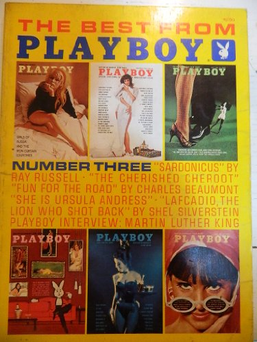 """VINTAGE PLAYBOY MAGAZINE - """"THE BEST FROM PLAYBOY - YEARS 1954-1969"""" - WITH A FEATURE OF URSULA ANDRESS - INTERVIEW WITH MARTIN LUTHER KING.-VARIOUS PUBLICATIONS"""