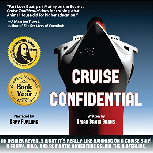 Cruise Confidential: A Hit Below the Waterline audiobook cover art