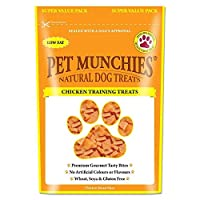 Complementary pet food for dogs. Natural handcuts delicately roasted to perfection. No artificial additives or preservatives. No artificial flavourings or colours. 100% Natural