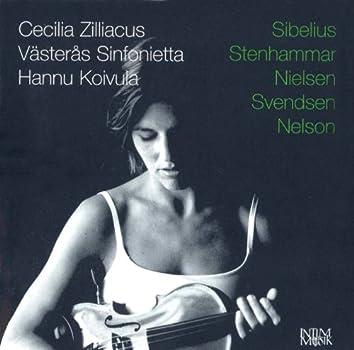 Sibelius - Stenhammar - Nielsen - Svendsen - Nelson