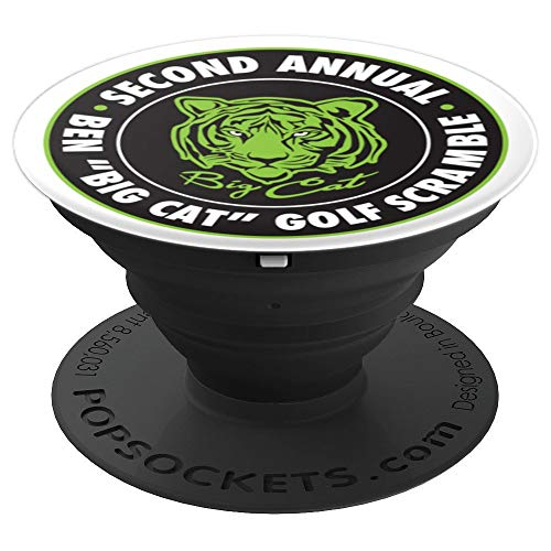 Team Big Cat PopSockets Grip and Stand for Phones and Tablets