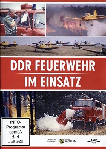 DDR Feuerwehr im Einsatz