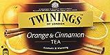 Twinings Of London Té Orange & Cinnamon - 25 Bolsitas