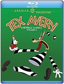 Tex Avery's Screwball Classics Volume 3