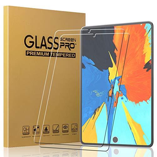 A-VIDET 2 protectores de pantalla de cristal templado para iPad Mini 6...