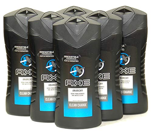 Axe Shower Gel Anarchy for him 6x250ml