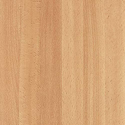 7,1€/m² Möbelfolie d-c-fix Holzfolie Buche geplankt mittel 90cm Breite Laufmeterware selbstklebende Klebefolie Folie Holz Dekor
