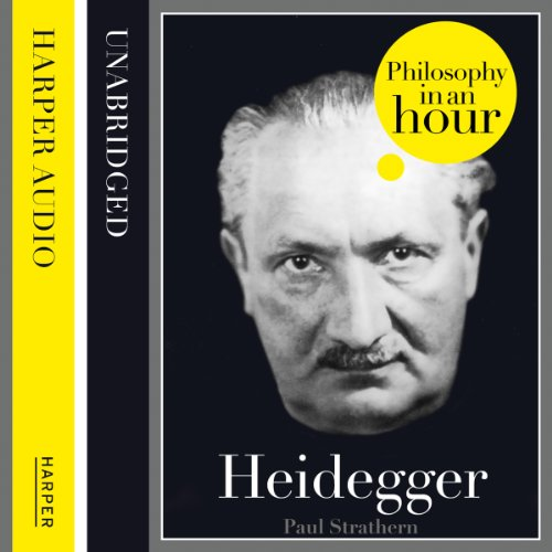 Couverture de Heidegger: Philosophy in an Hour