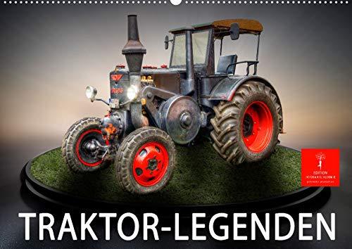 Traktor - Giganten (Wandkalender 2022 DIN A2 quer): Traktor-Giganten, beeindruckende technische Entwicklungen in ihren Zeiten. (Monatskalender, 14 Seiten )