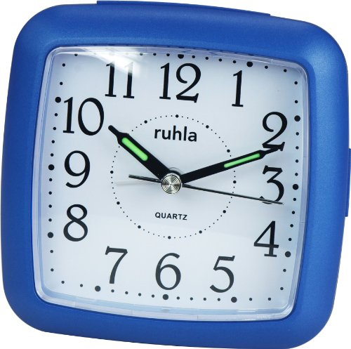 Gardé Alarm GRQW800-4 Wecker Laufende Sekunde