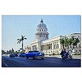 La Habana Cuba Puzzle 1000 Piezas para Adultos Familia Rompecabezas Recuerdo Turismo Regalo