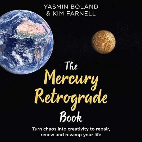 The Mercury Retrograde Book cover art