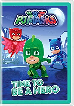 PJ Masks  Time to Be a Hero [DVD]