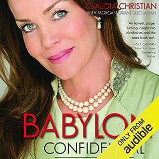 Couverture de Babylon Confidential