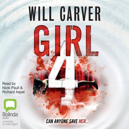 Girl 4 audiobook cover art