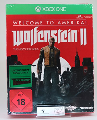 Wolfenstein II 2 : Welcome to Amerika - Xbox One SPECIAL EDITION