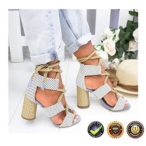 Sandals Peep Toe espadrilles High Wedges Plateau wighak dames zomer elegant enkelriem gesp wigsandalen plat leer comfortabele casual schoenen 8 cm hoge hak wit