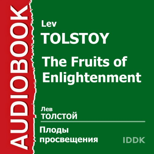 The Fruits of Enlightenment [Russian Edition] audiobook cover art