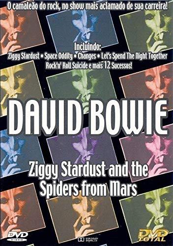 DVD David Bowie - Ziggy Stardust