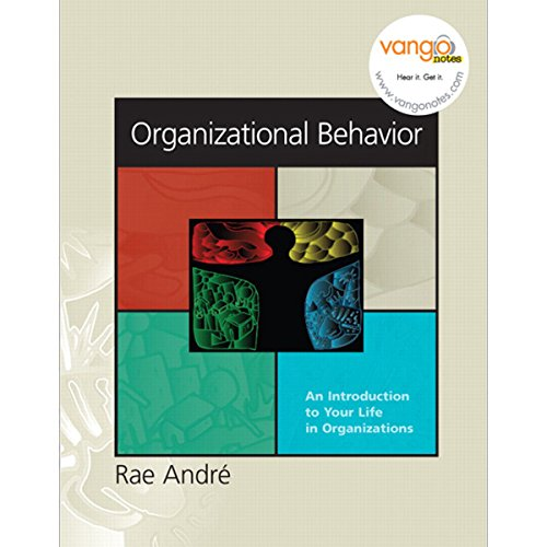 VangoNotes for Organizational Behavior audiobook cover art